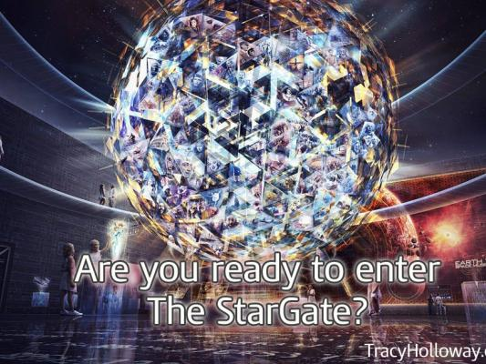 Enter the StarGate