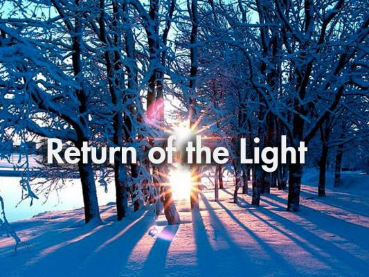 Return of the Light