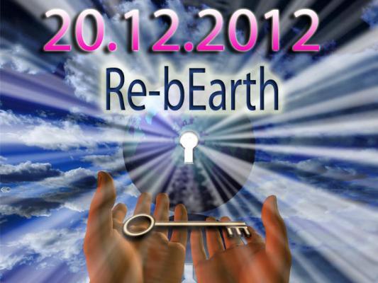 Activation d'une porte pour la re-naissance de la Terre