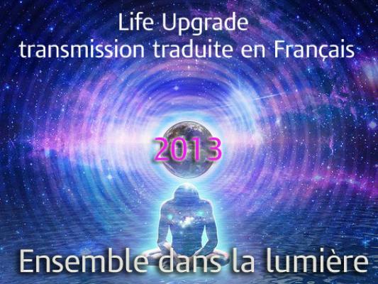 2013 - Ensemble dans la lumière
